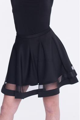 Spódnica czarna