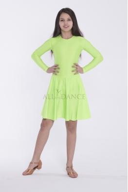 Sukienka PIERWSZY KROK fioletowa
