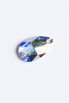 Kamienie przyszywane Swarovski Xirius Crystal AB 18 x 10,5mm