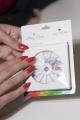 Kamienie na paznokcie 12 kolorów SS8