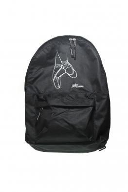 Plecak z pointami Intermezzo czarny