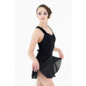 Spódnica baletowa czarna