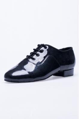 Buty ACHL czarne lakierki