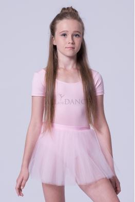 Spódniczka baletowa tutu jasny róż
