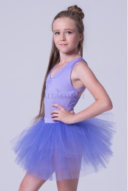 Spódniczka baletowa tutu jasny fiolet