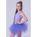 Spódnica baletowa tutu jasny fiolet