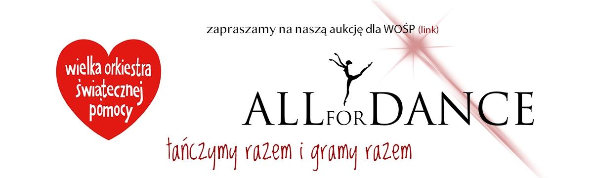 AllForDance dla WOŚP