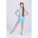 Sukienka ELZA niebieska