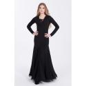 Sukienka ST czarna