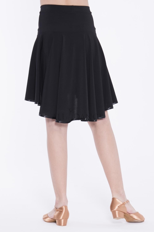 680e5bf7 Spódnica FELICIA czarna - Sklep Taneczny All For Dance