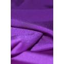 Lycra fiolet purpurowy