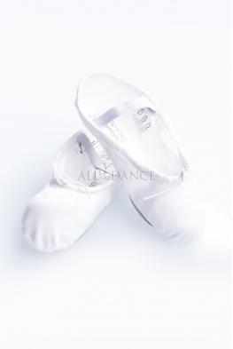 Baletki Tutu Split białe