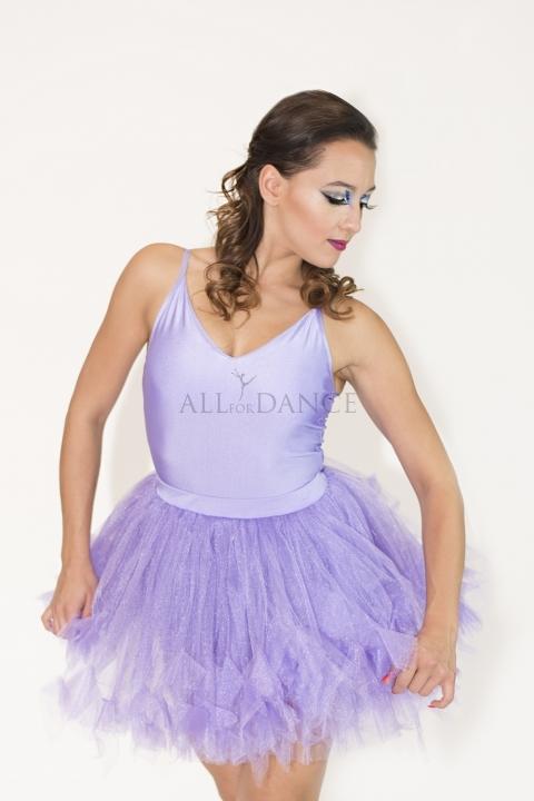 Spódniczka baletowa tutu fiolet