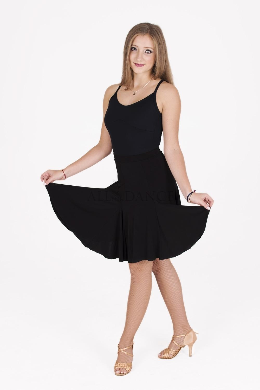 24fb8c76 Spódnica BELLINDA czarna - Sklep Taneczny All For Dance