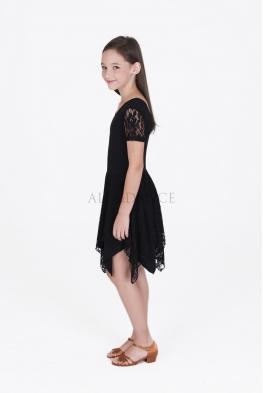 Sukienka CARMEN czarna