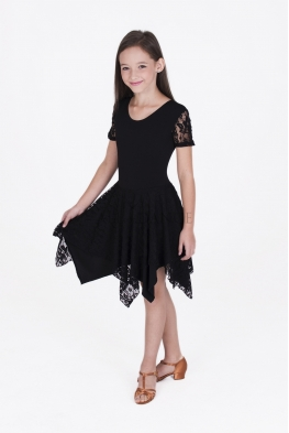 Sukienka ADELE czarna