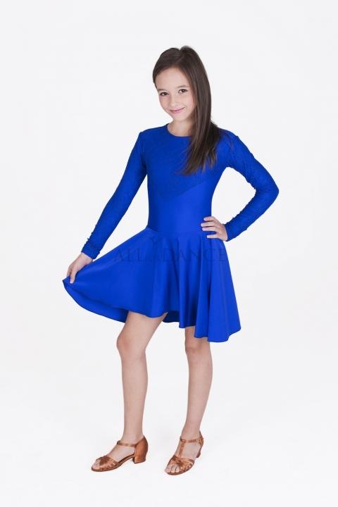 Sukienka PIERWSZY KROK różne kolory z koronką