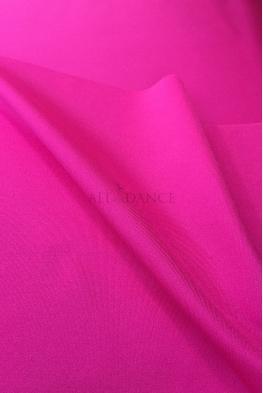 Tkanina lycra róż - electric pink