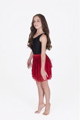 Spódnica AMORA czerwona