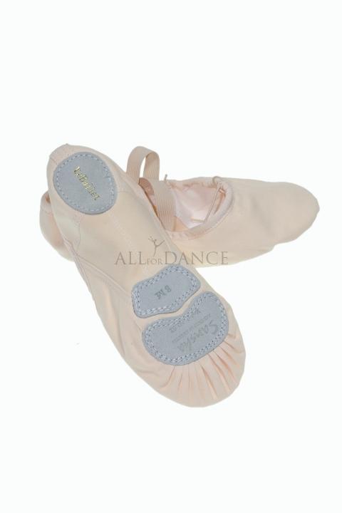 Baletki LeBallet Sansha różowe