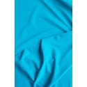 Lycra niebieska matowa