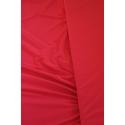 Krepa czerwona elastyczna