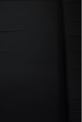 Krepa czarna elastyczna