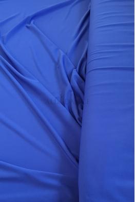 Krepa niebieska elastyczna
