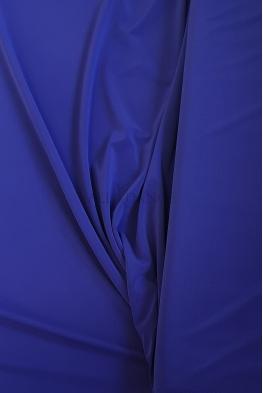 Krepa chabrowa (niebieski/fiolet) elastyczna