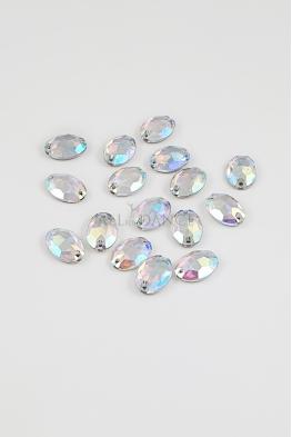Kamienie przyszywane 505 Crystal AB