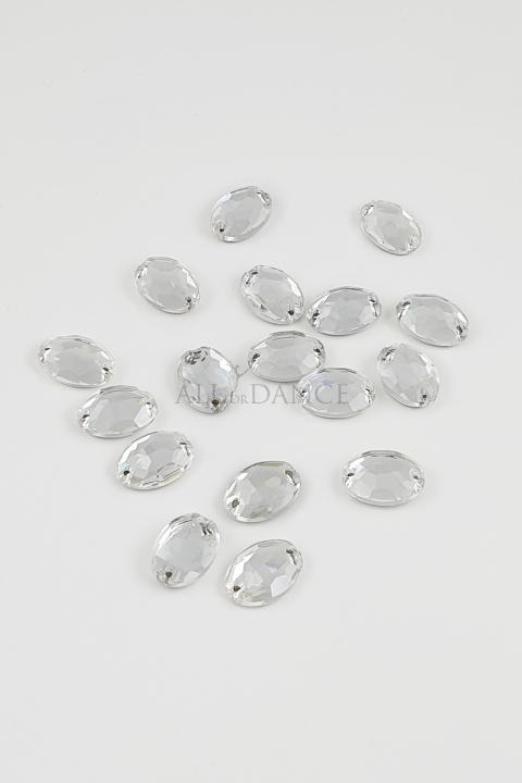 Kamienie przyszywane 505 Crystal