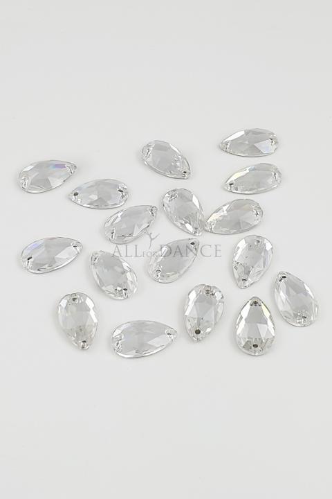 Kamienie przyszywane 6883 Crystal łezki
