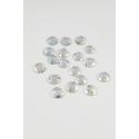 Kamienie przyszywane 645 Crystal AB