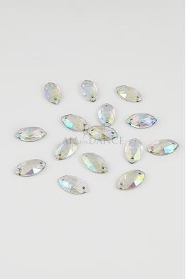 Kamienie przyszywane 636 Crystal AB