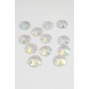 Kamienie przyszywane 632 Crystal AB oktagon