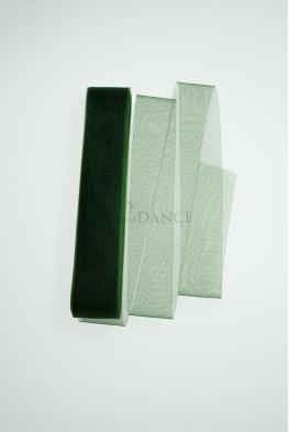 Krynolina ciemna zielona 4,5 cm