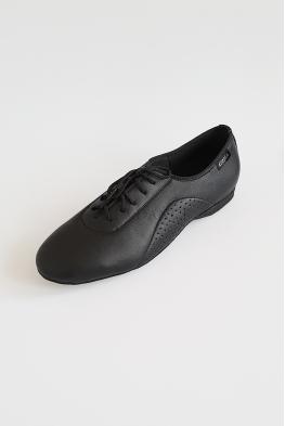 Buty treningowe Kozdra czarna skóra
