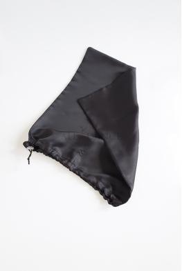 Worek na buty czarny