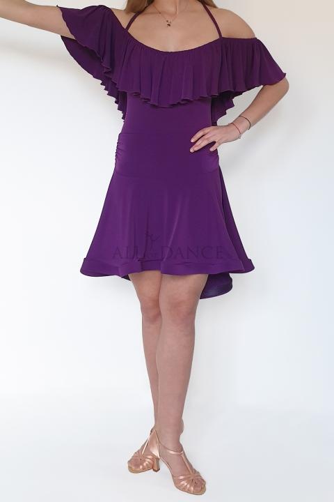 Sukienka LUCY fioletowa