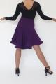 Spódnica ANTONIA fiolet śliwkowy