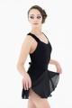 Spódniczka baletowa czarna