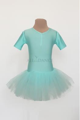 Sukienka PRINCESSA jasna niebieska