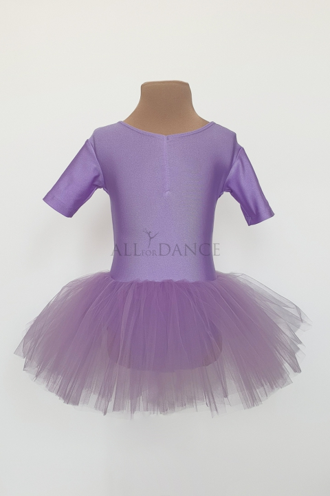 Sukienka PRINCESSA jasna fioletowa