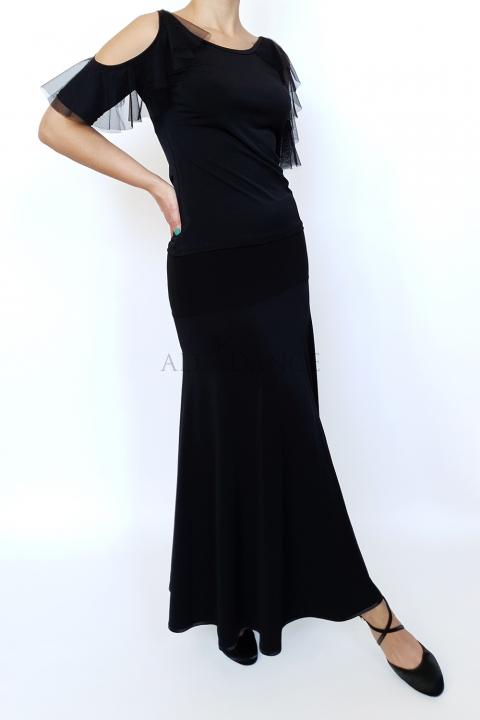 Spódnica LONG czarna standard