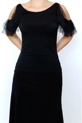 Bluzka TATIANA czarna