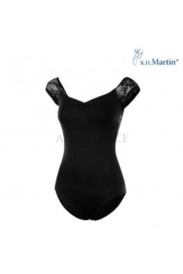 Body Desire K.H. Martin czarne z koronką
