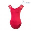 Body DESIRE K.H. Martin czerwone z koronką