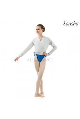 Bolerko baletowe CANDY STUDIO białe