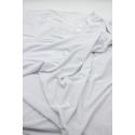 Welur biały elastyczny