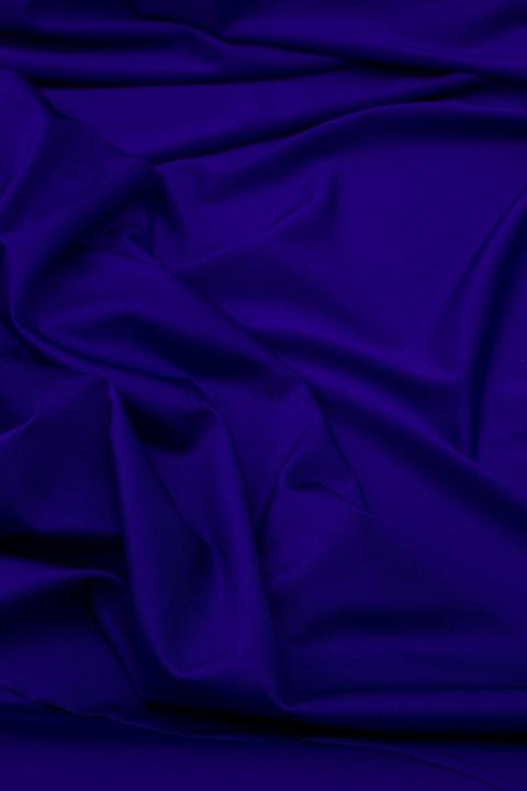 Lycra ciemny niebieski chaber
